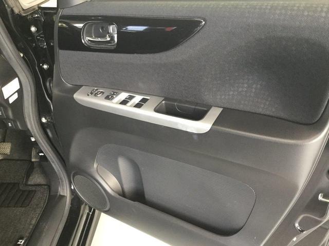 G・ターボLパッケージ 社外SDナビ・フルセグTV・バックビューカメラ 両側電動スライドドア ETC HIDヘッドライト エンジンスターター クルーズコントロール シートヒーター オートライト(28枚目)