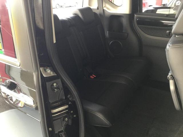 G・ターボLパッケージ 社外SDナビ・フルセグTV・バックビューカメラ 両側電動スライドドア ETC HIDヘッドライト エンジンスターター クルーズコントロール シートヒーター オートライト(32枚目)