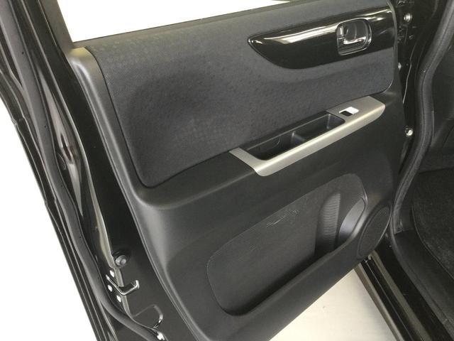 G・ターボLパッケージ 社外SDナビ・フルセグTV・バックビューカメラ 両側電動スライドドア ETC HIDヘッドライト エンジンスターター クルーズコントロール シートヒーター オートライト(35枚目)