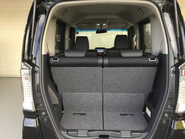G・ターボLパッケージ 社外SDナビ・フルセグTV・バックビューカメラ 両側電動スライドドア ETC HIDヘッドライト エンジンスターター クルーズコントロール シートヒーター オートライト(38枚目)