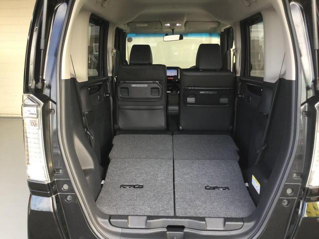 G・ターボLパッケージ 社外SDナビ・フルセグTV・バックビューカメラ 両側電動スライドドア ETC HIDヘッドライト エンジンスターター クルーズコントロール シートヒーター オートライト(39枚目)