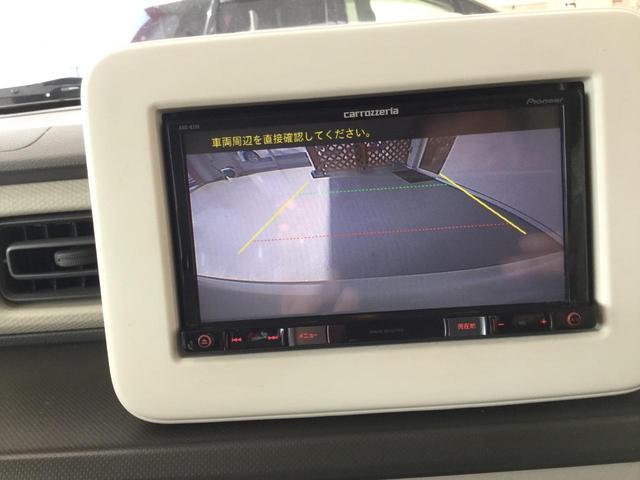 L 4WD 社外ナビ フルセグTV バックビューカメラ レーダーブレーキサポート スマートキー ヒートシーター アイドリングストップ(15枚目)