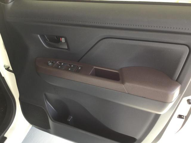 G 4WD ワンオーナー 社外ナビ 両側電動スライドドア スマートアシストIII 前後ドラレコ ETC 社外HID 16インチアルミ 寒冷地仕様 シートヒーター アイドリングストップ エンジンスターター(14枚目)
