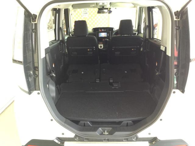 G 4WD ワンオーナー 社外ナビ 両側電動スライドドア スマートアシストIII 前後ドラレコ ETC 社外HID 16インチアルミ 寒冷地仕様 シートヒーター アイドリングストップ エンジンスターター(28枚目)