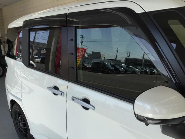 G 4WD ワンオーナー 社外ナビ 両側電動スライドドア スマートアシストIII 前後ドラレコ ETC 社外HID 16インチアルミ 寒冷地仕様 シートヒーター アイドリングストップ エンジンスターター(30枚目)