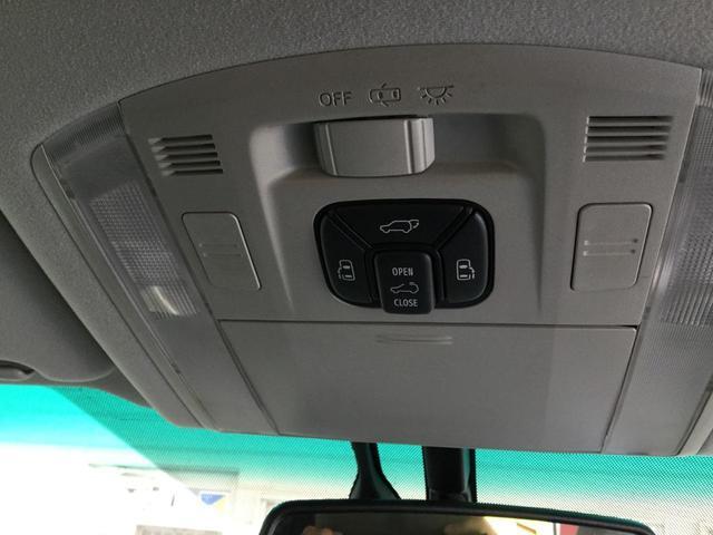 SR Cパッケージ 4WD サンルーフ レザーシート 純正ナビ フルセグTV バックビューカメラ 後席フリップダウンモニター 両側パワースライドドア パワーバックドア スマートキー プレミアムサウンドシステム クルコン(18枚目)