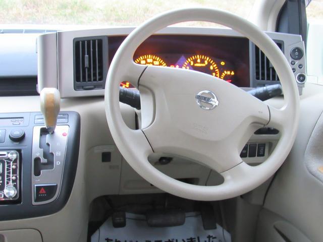 日産 エルグランド VG 4WD 左側パワースライドドア 純正アルミ