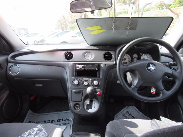 三菱 エアトレック スポーツギアS 4WD 社外CD ETC キーレス