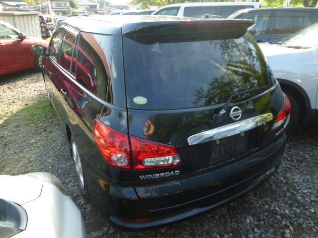 日産 ウイングロード 15RX FOUR  4WD