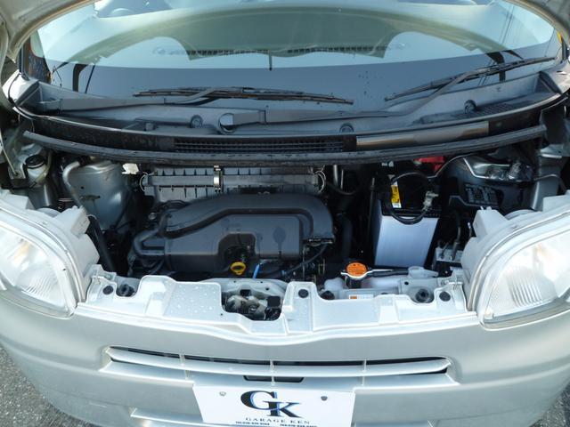 ダイハツ タント X 4WD 純正CD キーレス オートエアコン