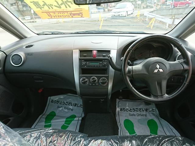 三菱 コルト クールベリー 4WD 純正CD コラムAT キーレス