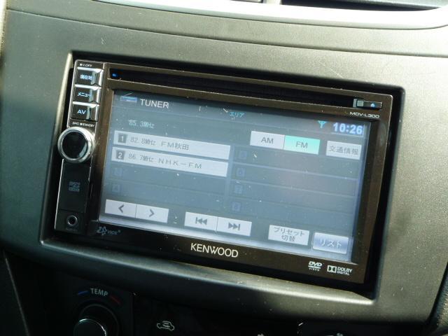 XG 4WD 社外SDナビ ワンセグ スマートキー ETC(12枚目)