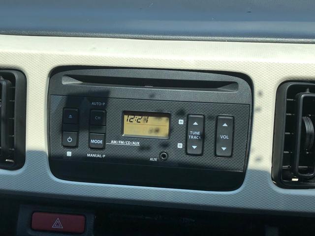 F 4WD 純正CD キーレスエントリー インパネ5AGS(13枚目)