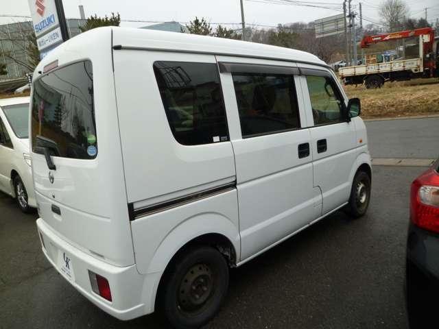 「日産」「NV100クリッパーバン」「軽自動車」「秋田県」の中古車4