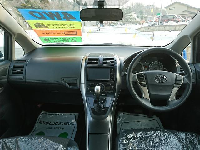 ベースグレード ・4WD・純正ナビ・TV・社外アルミ・盗難防止装置・ワンオーナー・禁煙車・ルームクリーニング済(16枚目)