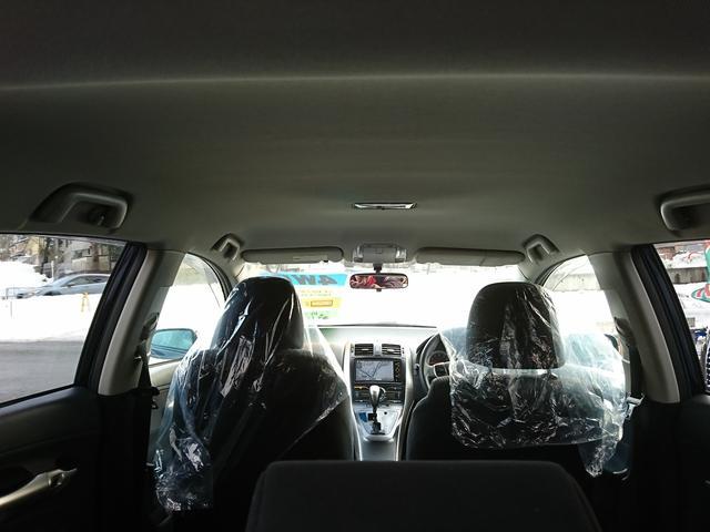 ベースグレード ・4WD・純正ナビ・TV・社外アルミ・盗難防止装置・ワンオーナー・禁煙車・ルームクリーニング済(39枚目)