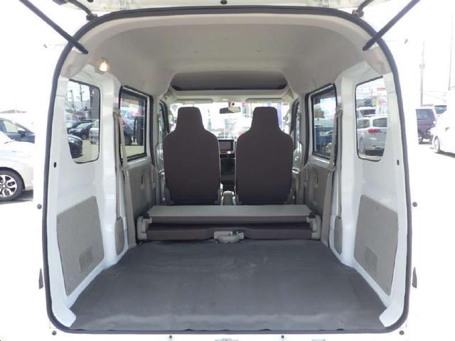 DX GLパッケージ 4WD 純正メモリーナビ フルセグ DVD Bluetooth バックカメラ 両側スライドドア フルフラットシート ヘッドライトレベライザー ETC キーレス Wエアバッグ ABS パワステ(20枚目)
