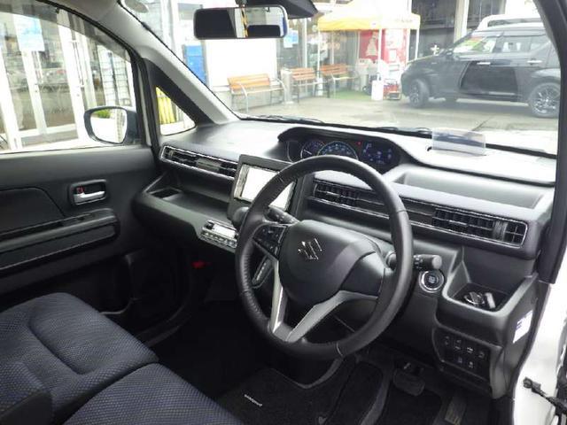 ハイブリッドFZ 4WD 社外オーディオディスプレイ DVD Bluetooth シートヒーター アイドリングストップ レーンアシスト 衝突被害軽減装置 純正エンジンスターター ヘッドアップディスプレイ LEDライト(13枚目)