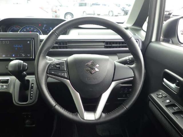 ハイブリッドFZ 4WD 社外オーディオディスプレイ DVD Bluetooth シートヒーター アイドリングストップ レーンアシスト 衝突被害軽減装置 純正エンジンスターター ヘッドアップディスプレイ LEDライト(19枚目)