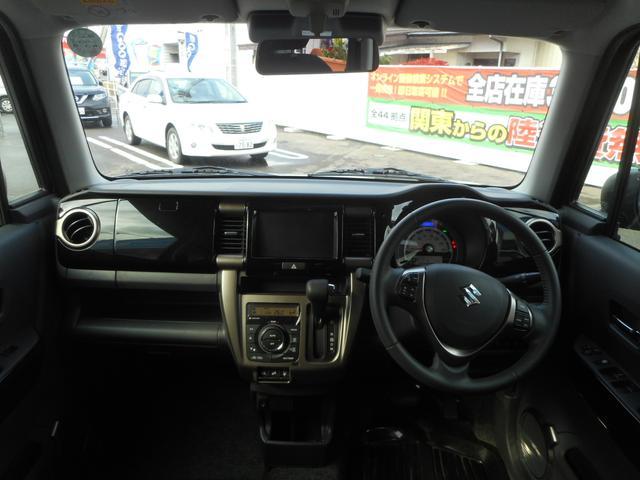 スズキ ハスラー JスタイルIIターボ 4WD パドルシフト クルコン