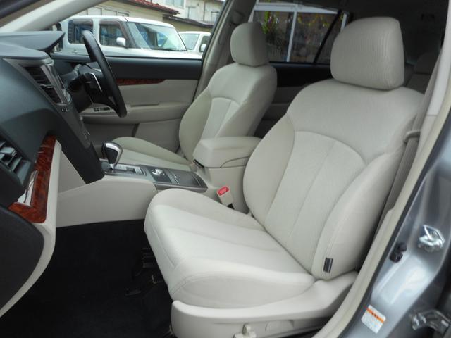 スバル アウトバック 2.5i Lパッケージ 4WD ワンオーナー HDDナビ
