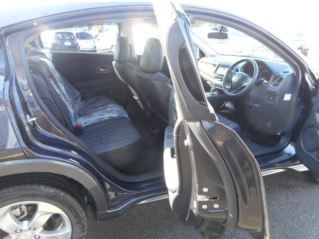ホンダ ヴェゼル ハイブリッドX・Lパッケージ 4WD 1セグ シートヒーター