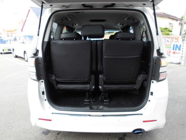 トヨタ ヴェルファイア 2.4Z ワンオーナー 純正フルエアロ HDDナビフルセグ