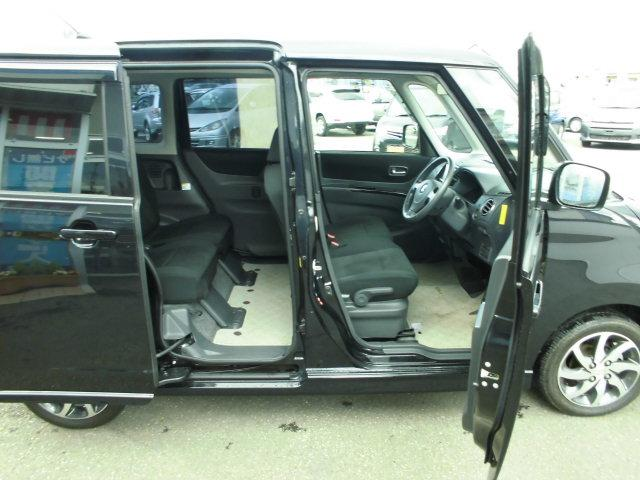 スズキ パレットSW TS 4WD 禁煙車 HDDナビ フルセグ ETC HID