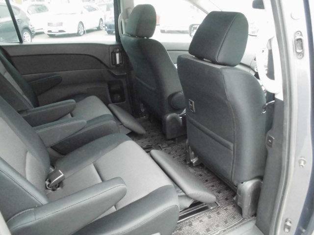マツダ MPV 23T HDDナビ シートヒーター 両側自動スライド 4WD