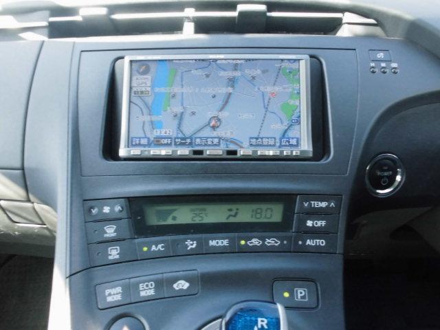 トヨタ プリウス L HDDナビ CD・DVD フルセグ ETC スマートキー