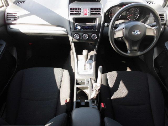 スバル インプレッサG4 1.6i-L 4WDワンオーナー禁煙車 CD再生 キーレス