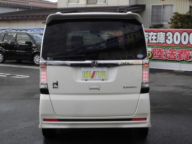 ホンダ N BOXカスタム G ターボSSパッケージ SDナビ 両側電動スライド 4WD