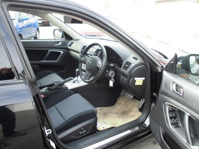 スバル レガシィツーリングワゴン 2.0R Bスポーツ 4WD HID パワーシート ETC