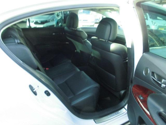 レクサス GS GS350 4WD HDDナビ ブラックレザーパワーシート