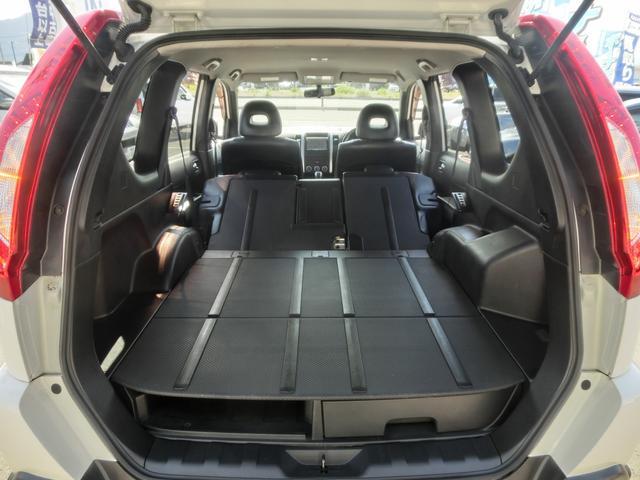20X 4WD 後期 HDDナビ撥水シート全席シートヒーター(11枚目)