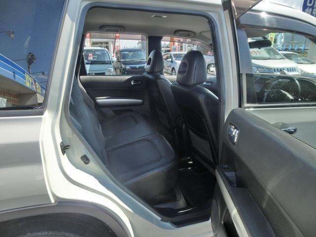 20X 4WD 後期 HDDナビ撥水シート全席シートヒーター(20枚目)