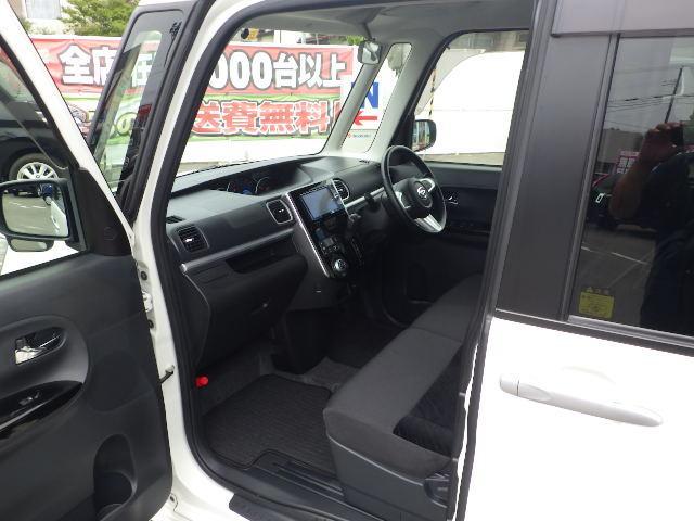 カスタムRS SA 4WD 禁煙車 両側自動ドア フルセグ(9枚目)