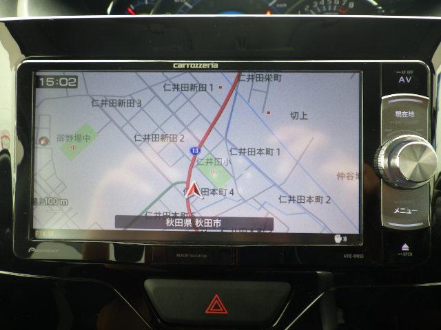カスタムRS SA 4WD 禁煙車 両側自動ドア フルセグ(14枚目)