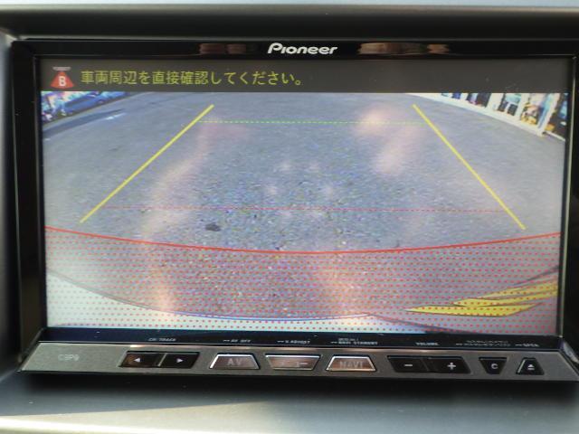 23S Lパッケージ 4WD 純正SDナビ 後席モニター(15枚目)