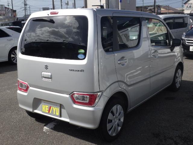 FA 4WD 禁煙1オーナー AUX CD  シートヒーター(2枚目)