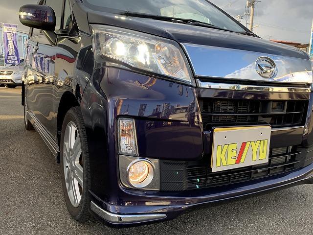 カスタム RS SA -当社下取車-4WD ターボ 衝突軽減支援システム SDナビ・DVD再生・CD・Bluetooth接続・バックカメラ ETC 純正15インチアルミ(30枚目)
