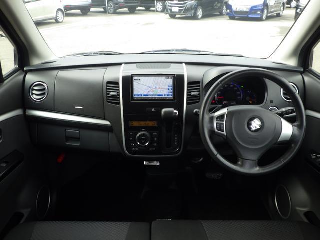 T 4WD SDナビ 1セグTV CD ETC オートエアコン スマートキー プッシュスタート パドルシフト HID フォッグ 純正アルミ エアロ シートヒーター ミラーウィンカー(3枚目)