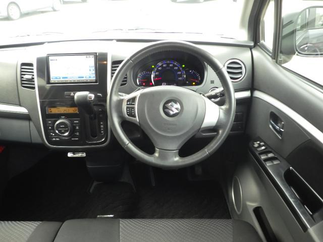 T 4WD SDナビ 1セグTV CD ETC オートエアコン スマートキー プッシュスタート パドルシフト HID フォッグ 純正アルミ エアロ シートヒーター ミラーウィンカー(11枚目)