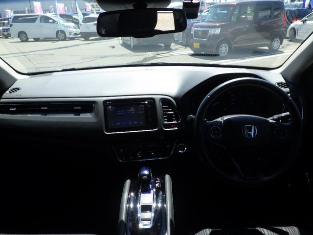 ハイブリッドZ メーカーOPナビ フルセグTV バックカメラ ハーフレザーシート シートヒーター ルーフレール LEDヘッドライト ビルトインETC クルーズコントロール BLUETOOTH再生 ステアリングリモコン(4枚目)