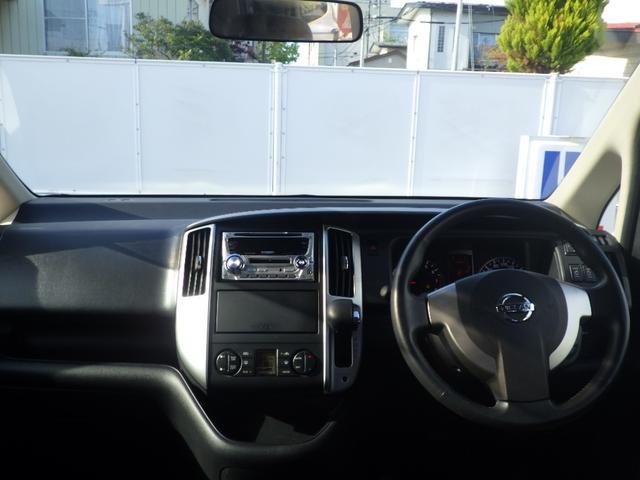 ハイウェイスター 4WD 両側電動スライドドア HIDヘッドライト CDオーディオ ビルトインETC スマートキー AUX フォグライト オートライト ABS 後席エアコン(4枚目)