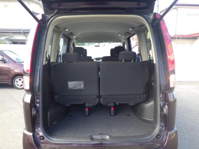 ハイウェイスター 4WD 両側電動スライドドア HIDヘッドライト CDオーディオ ビルトインETC スマートキー AUX フォグライト オートライト ABS 後席エアコン(19枚目)
