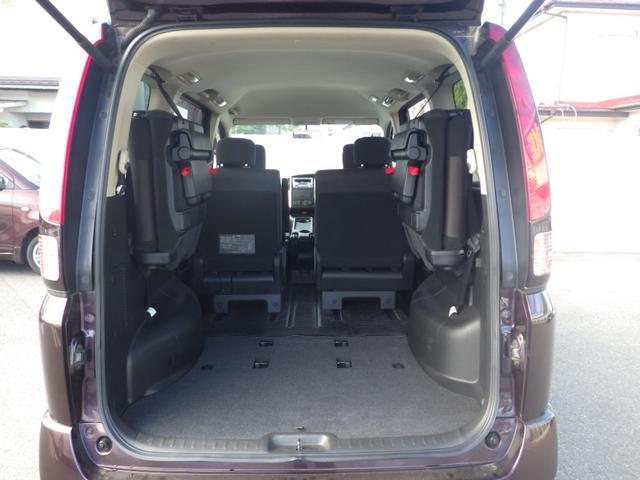 ハイウェイスター 4WD 両側電動スライドドア HIDヘッドライト CDオーディオ ビルトインETC スマートキー AUX フォグライト オートライト ABS 後席エアコン(20枚目)