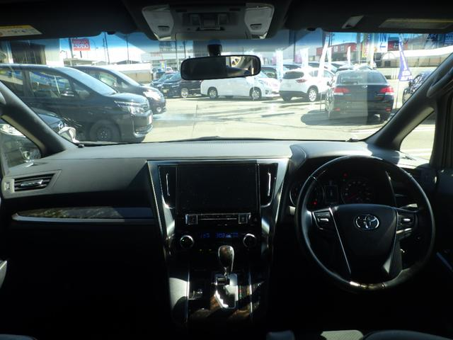 2.5Z Aエディション ゴールデンアイズ 4WD 11インチナビ 地デジ CD/DVD/BLUETOOTH バックカメラ ETC 衝突被害軽減装置 両側自動ドア クルコン コーナーセンサー LED フォグ アルミ(4枚目)