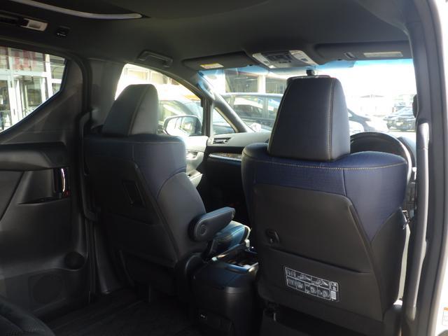2.5Z Aエディション ゴールデンアイズ 4WD 11インチナビ 地デジ CD/DVD/BLUETOOTH バックカメラ ETC 衝突被害軽減装置 両側自動ドア クルコン コーナーセンサー LED フォグ アルミ(15枚目)
