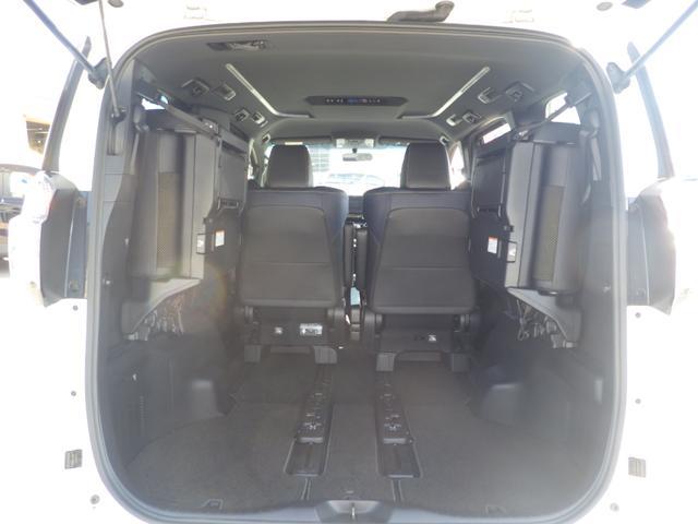 2.5Z Aエディション ゴールデンアイズ 4WD 11インチナビ 地デジ CD/DVD/BLUETOOTH バックカメラ ETC 衝突被害軽減装置 両側自動ドア クルコン コーナーセンサー LED フォグ アルミ(17枚目)